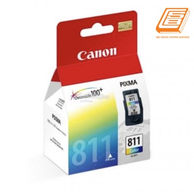 Canon - CL-811 Colour Ink Cartridge (Original)