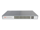 24 Port 10/100M Unmanaged PoE Switch (AZSW24HP-C2G2S) Unmanaged PoE Switch Network Switches