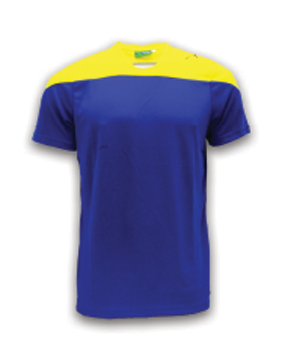 ATTOP JERSEY AJC 1461 ROYAL/YELLOW
