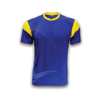 ATTOP JERSEY AJC 1462 ROYAL/YELLOW
