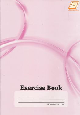SW - A4 Exercise Book 120pages - (SW 0728)