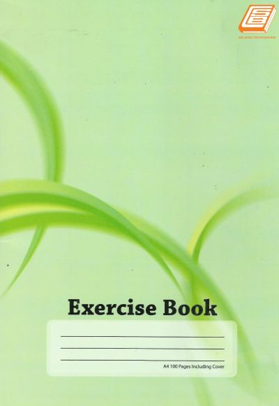 SW - A4 Exercise Book 100pages - (SW 0727)
