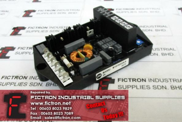 M16FA655A MARELLI Voltage Regulator Supply Repair Malaysia Singapore Indonesia USA Thailand Australia