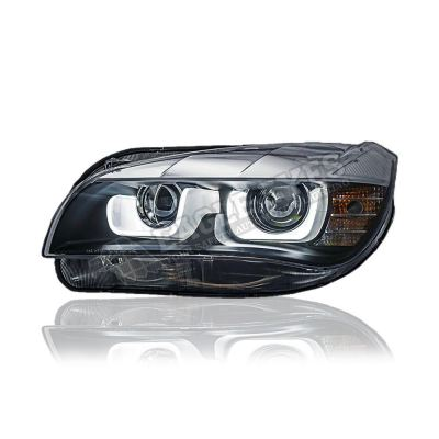 BMW X-1 E84 Projector U-Concept Head Lamp 11~14