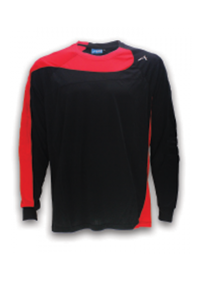 ATTOP GOALKEEPER JERSEY AKJ 07 BLACK/RED