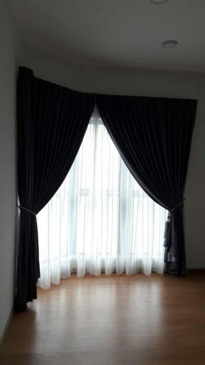 Curtains Design View