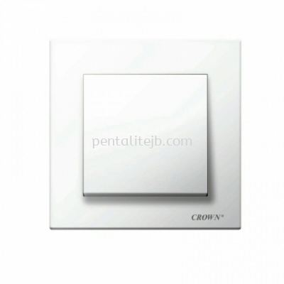 CE8011B 1G 1W / CE8012B 1G 2W Flush Switch