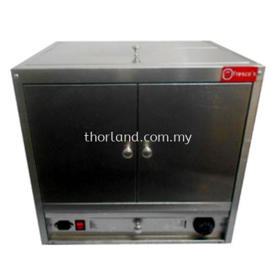 (A121) POP CORN WARMER BOX TWO CELL