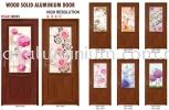 FULLY ALUMINIUM HOLLOW DOOR ALUMINIUM DOOR