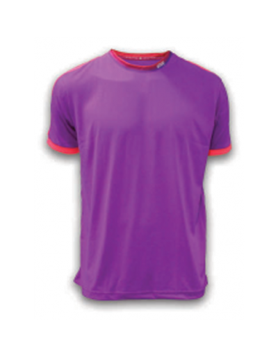 ATTOP ROUND NECK ARN 502 PURPLE
