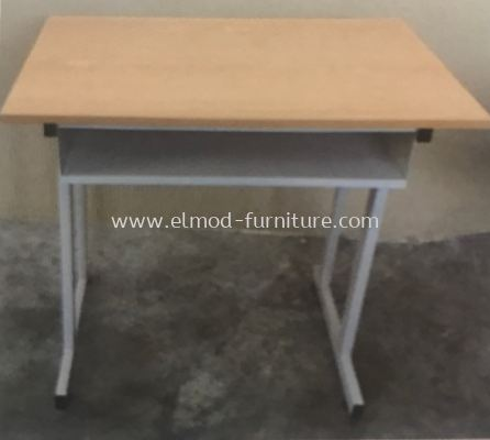 EL05 With Metal Drawer & Melamine Top
