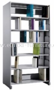 GY607 Library Double Sided Rack