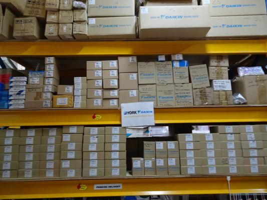 Daikin (York) Air-Conditioners Spare Parts