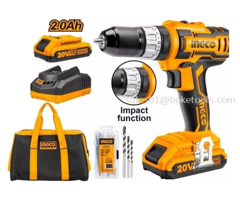 Lithium-Ion impact drill I-CIDLI2002