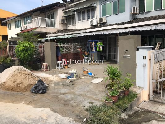 Cheras House Renovation