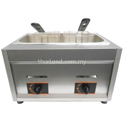 (A43) Deep Fryer Gas 12 Liter