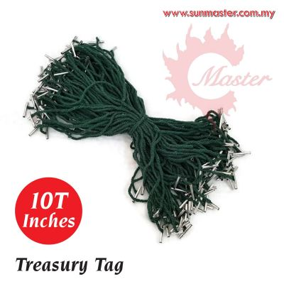 10T Treasury Tags 青绳