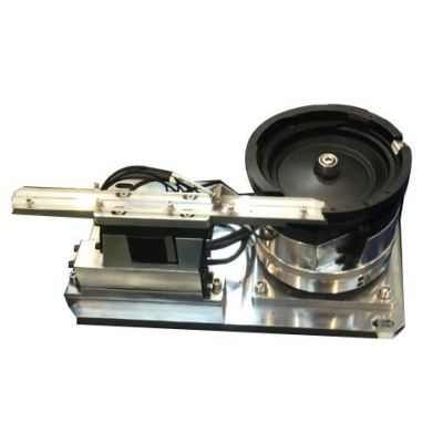 vibratory bowl feeder for phone component