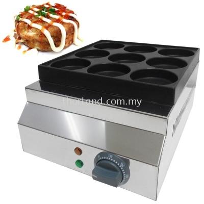 (A177) Waffle Telur Burger Machine Electric  RM 693.75