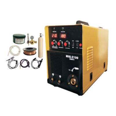 MKX-MIG2100 (210Amp) MIG MACHINE INVERTER