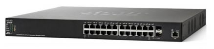 Cisco 24-Port Gigabit PoE Stackable Managed Switch.SG350X-24PD/SG350X-24PD-K9-UK SWITCHES CISCO NETWORK SYSTEM
