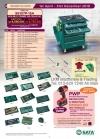 SATA 298pcs 7 Drawer Tool Trolley Set 95107P-15A (PWP DEVON 20V Impact Wrench 5733-Li-20S2 Plus) Promotion 2019