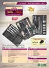 SATA 90pcs Tool Tray set(3 Tray) 09926 (Free Cap and Keychain) Promotion 2019