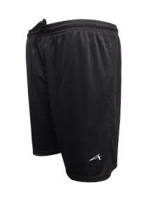 ATTOP SOCCER SHORTS ASS26 BLACK