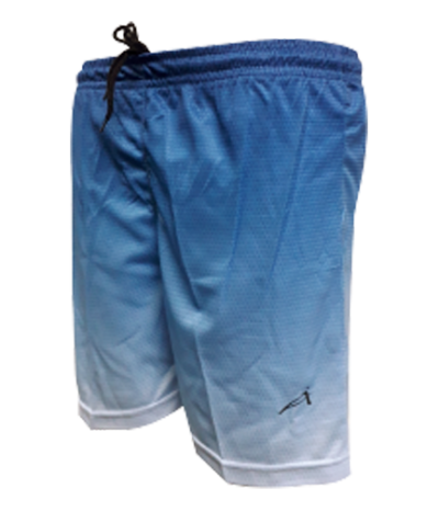 ATTOP SOCCER SHORTS ASS28 BLUE/WHITE