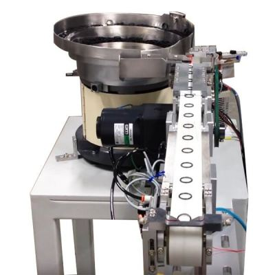 Vibratory Bowl Feeder For Ring
