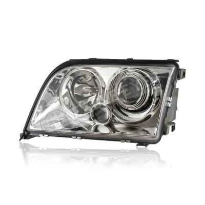 Mercedes Benz W140 Projector Head Lamp 91-98