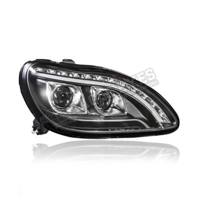 Benz S-Class W220 Projector LED DRL Head Lamp 98-05