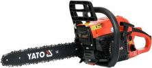 YT-84891 YATO GASOLINE CHAINSAW 45.1CC, 1.8KW Yato Power Tools (Branded)