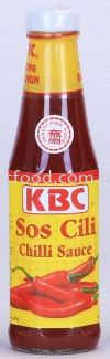 340gm KBC Chili Sauce Vegetarian