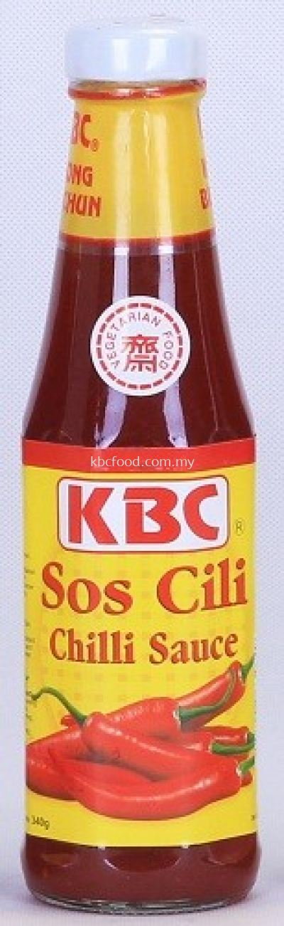 340gm KBC Chili Sauce