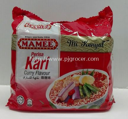 Mamee Curry Flavour