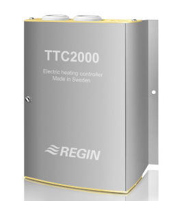 TTC2000 3-phase controller for electric heating