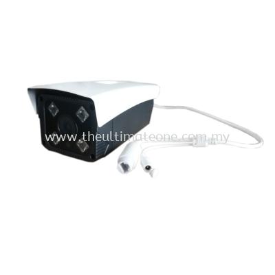 Black Light full Color 3Million HD 4mm IP Camera (Normal/POE) AN-8791P