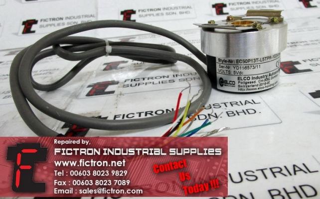 EC50P13T-L5TPR-1024.6MGT01 EC50P13TL5TPR10246MGT01 ELCO Rotary Encoder Supply Malaysia Singapore Indonesia USA