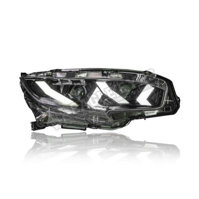 Honda Civic FC LED Sequential Signal Head Lamp(Lambo Style) 16-19