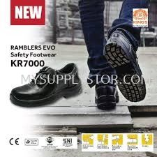 Safety Shoe KINGS KR7000