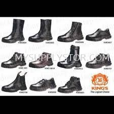 Safety Shoe KINGS Comfort