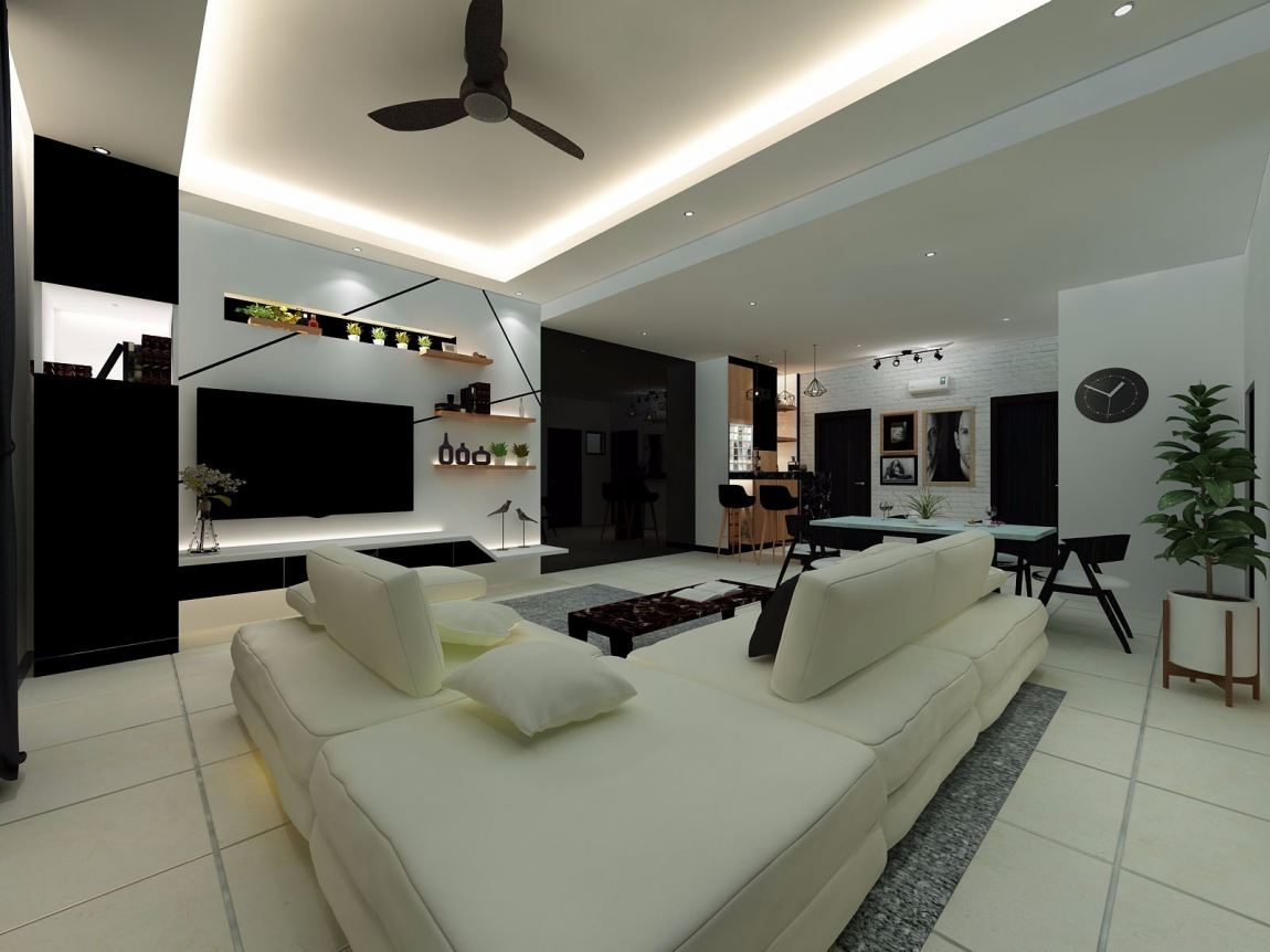 Interior Design Klang Interior Design Contractor Klang 3D Design Drawing