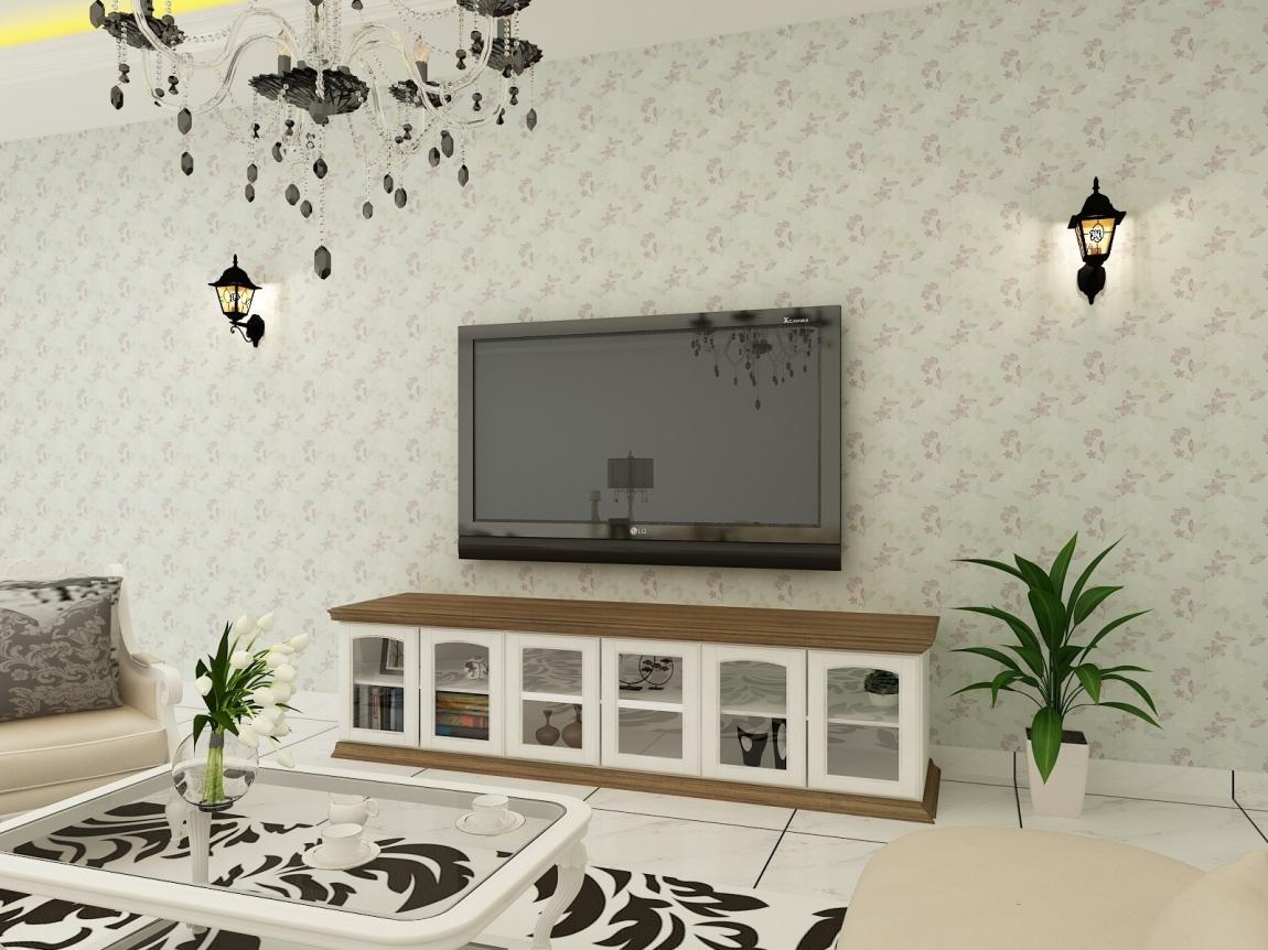 雪兰莪客厅3D设计 吉隆坡室内设计承包商 3D设计图