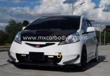 HONDA JAZZ FIT 2009 JS RACING BODYKIT