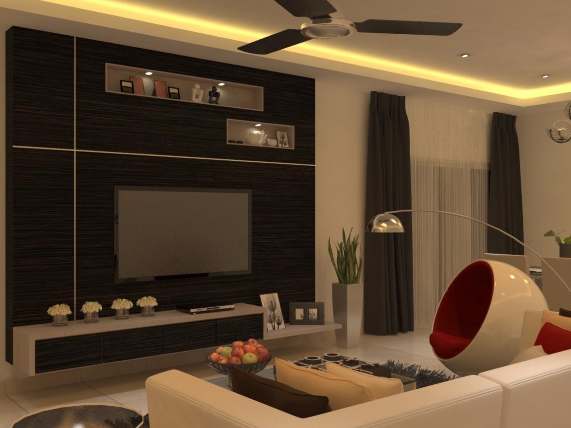 Reka Bentuk Ruang Tamu 3D -Selangor Kontraktor Reka Bentuk Dalaman Rumah - Kuala Lumpur Reka Bentuk 3D
