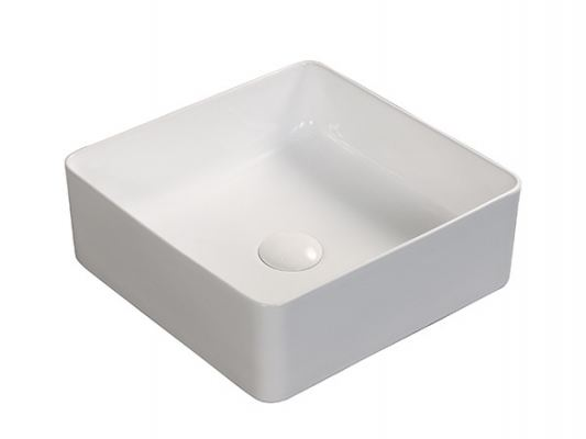 WB 2060 Table Top Square Wash Basin