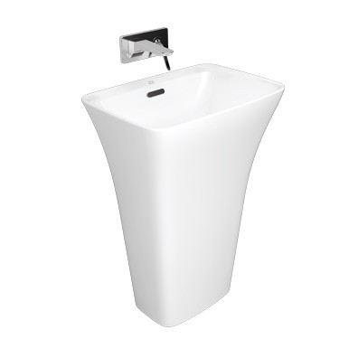 Luxus Floor Standing Vessel Wash Basin CCASF523