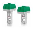 RVAN...-230 -Valve actuators, 500-2500 N, 230 V supply voltage Linear valve actuators Valve & Actuator Regin