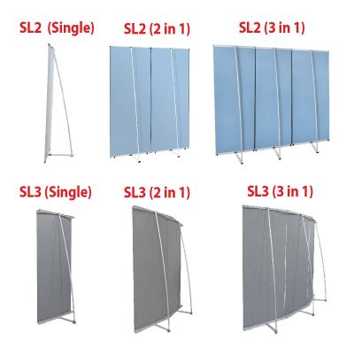 L Stand bunting series